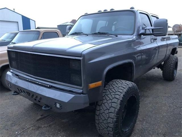 1986 Chevrolet C/K 2500 (CC-1447569) for sale in Cadillac, Michigan