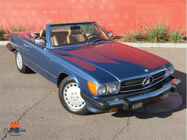 1986 Mercedes-Benz 560 (CC-1447570) for sale in Tempe, Arizona