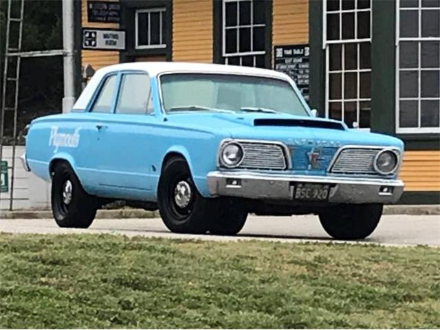 1966 Plymouth Valiant (CC-1447582) for sale in Cadillac, Michigan