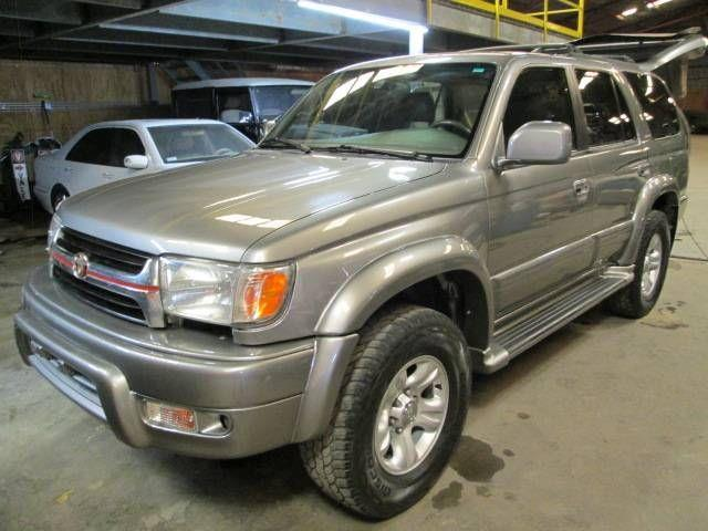 2002 Toyota 4Runner (CC-1447583) for sale in Cadillac, Michigan