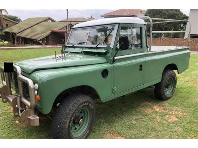 1985 Land Rover Defender (CC-1447588) for sale in Cadillac, Michigan