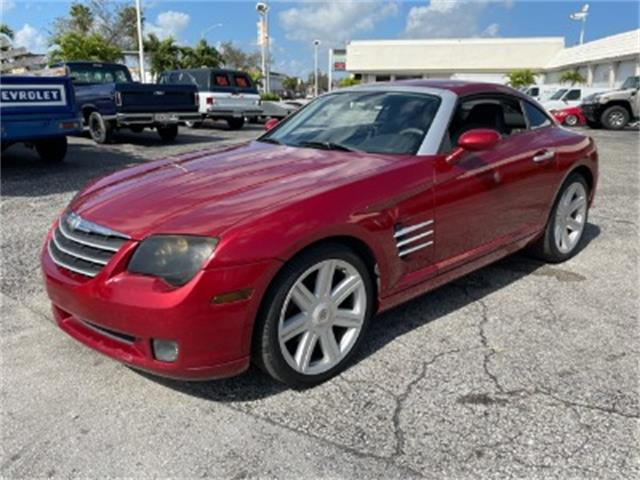 2006 Chrysler Crossfire (CC-1447595) for sale in Miami, Florida