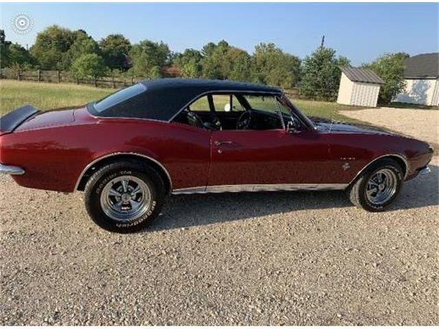 1967 Chevrolet Camaro (CC-1447599) for sale in Cadillac, Michigan