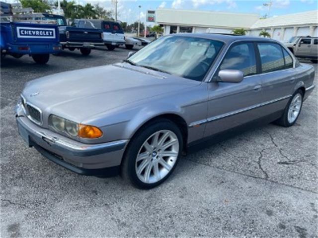 2000 BMW 7 Series (CC-1447600) for sale in Miami, Florida