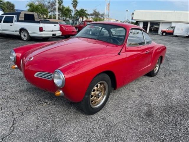 1969 Volkswagen Karmann Ghia (CC-1447606) for sale in Miami, Florida