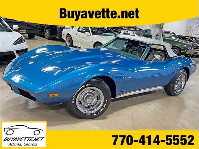 1974 Chevrolet Corvette (CC-1447611) for sale in Atlanta, Georgia