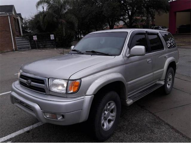 2000 Toyota 4Runner (CC-1447614) for sale in Cadillac, Michigan