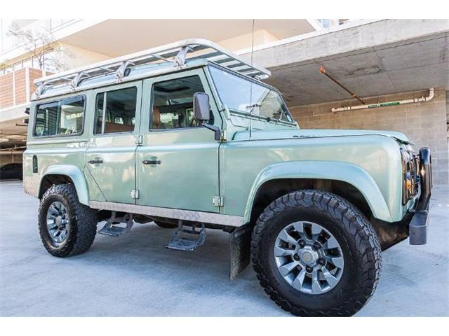 1992 Land Rover Defender (CC-1447616) for sale in Cadillac, Michigan