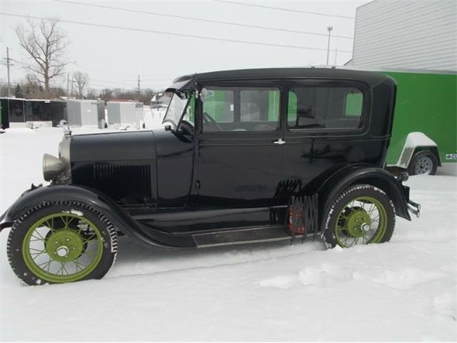 1929 Ford Model A (CC-1447620) for sale in Cadillac, Michigan