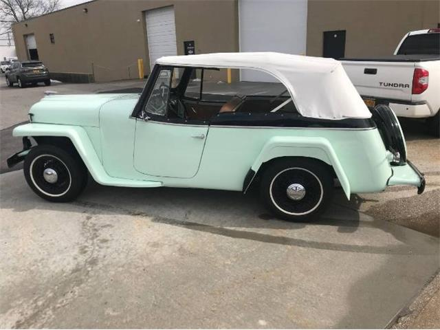 1951 Willys-Overland Jeepster (CC-1447622) for sale in Cadillac, Michigan