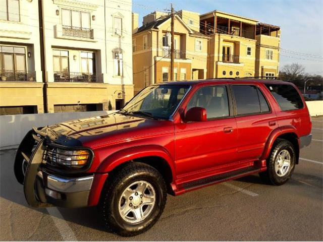 2002 Toyota 4Runner (CC-1447623) for sale in Cadillac, Michigan