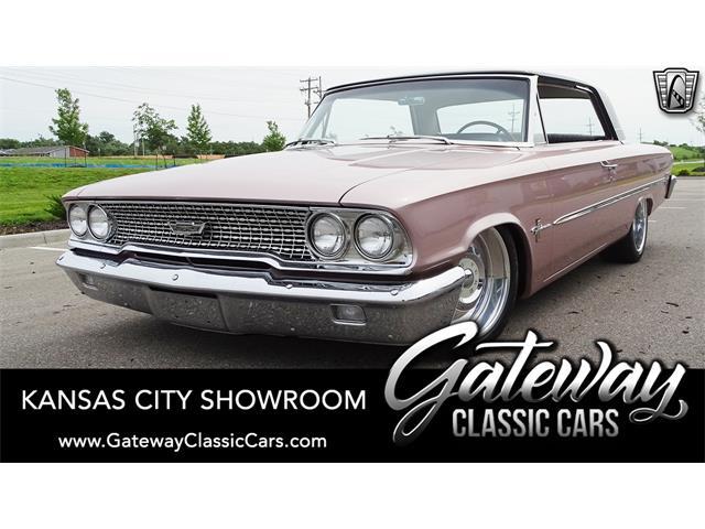 1963 Ford Galaxie (CC-1447626) for sale in O'Fallon, Illinois