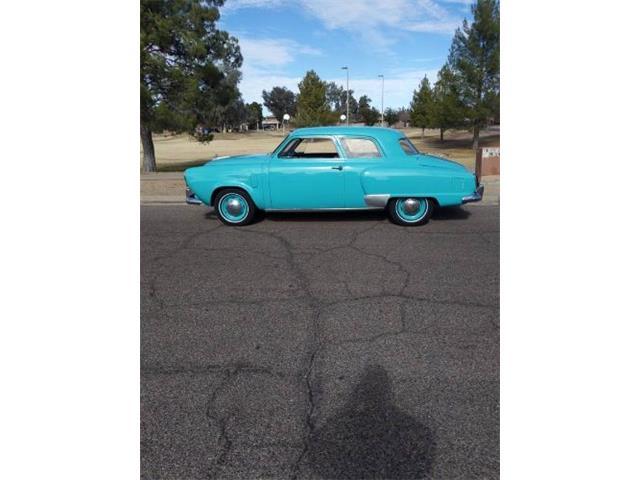 1950 Studebaker Champion (CC-1447628) for sale in Cadillac, Michigan