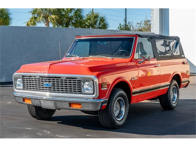 1972 Chevrolet Blazer (CC-1440763) for sale in Bradenton, Florida
