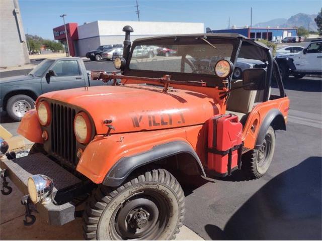 1955 Jeep CJ5 (CC-1447630) for sale in Cadillac, Michigan