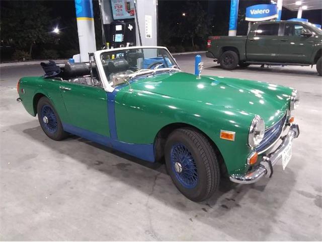 1972 MG Midget (CC-1447632) for sale in Cadillac, Michigan