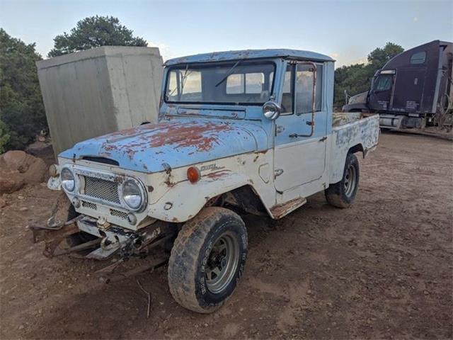 1963 Toyota Land Cruiser FJ (CC-1447635) for sale in Cadillac, Michigan