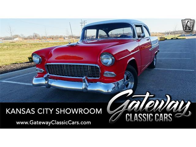 1955 Chevrolet Bel Air (CC-1447638) for sale in O'Fallon, Illinois