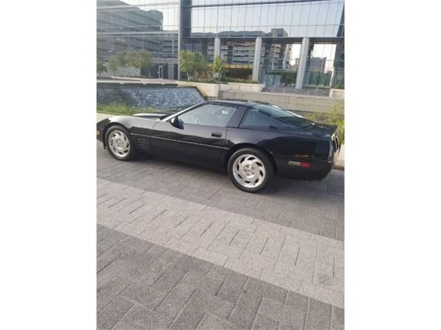 1993 Chevrolet Corvette (CC-1447653) for sale in Cadillac, Michigan