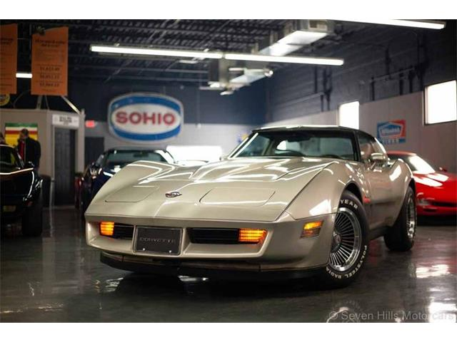 1982 Chevrolet Corvette (CC-1447663) for sale in Cincinnati, Ohio