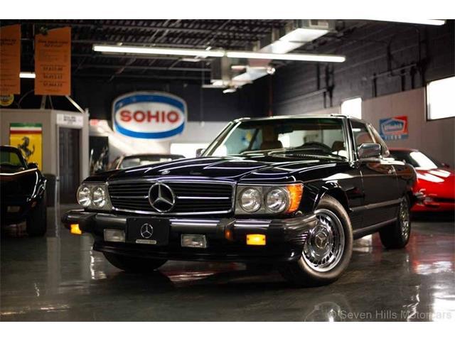 1986 Mercedes-Benz 560 (CC-1447664) for sale in Cincinnati, Ohio