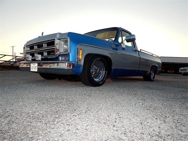 1975 GMC 1500 (CC-1447669) for sale in Wichita Falls, Texas