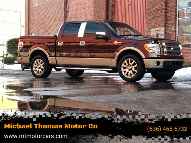 2010 Ford F150 (CC-1447671) for sale in Saint Charles, Missouri