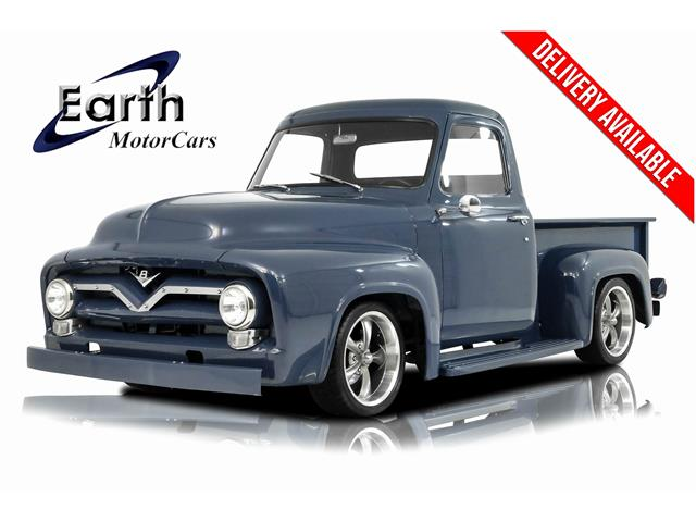 1955 Ford F100 (CC-1447673) for sale in Carrollton, Texas