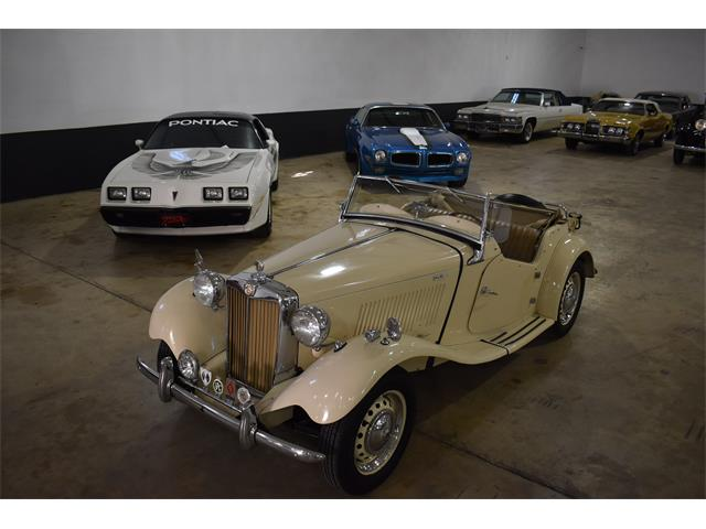 1952 MG TD (CC-1447678) for sale in Lakeland, Florida