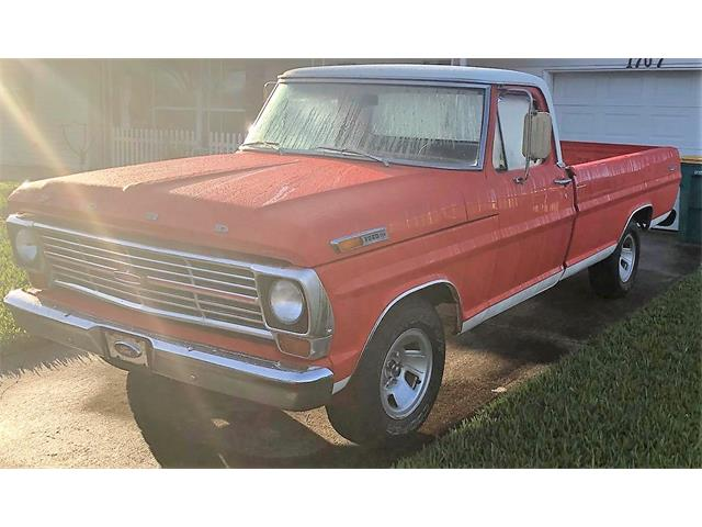 1969 Ford Ranger (CC-1447684) for sale in Lakeland, Florida