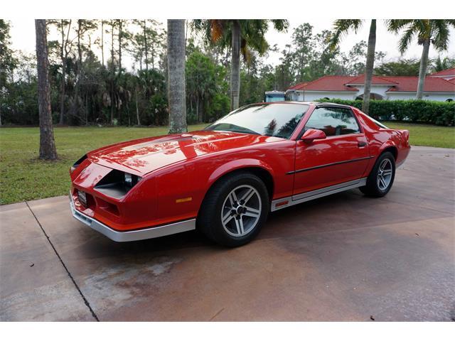 1984 Chevrolet Camaro Z28 (CC-1447690) for sale in Lakeland, Florida