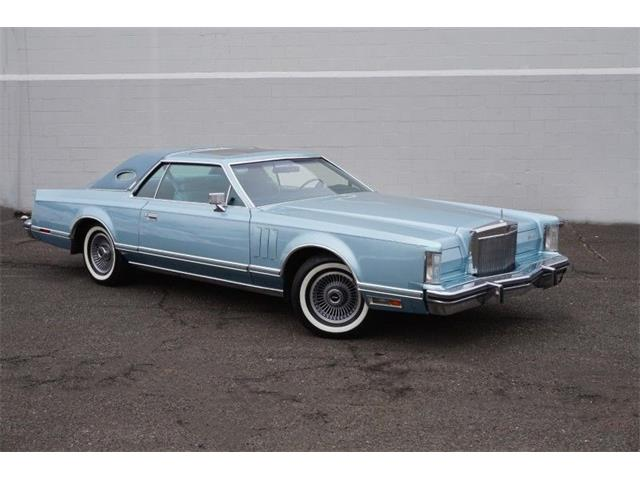 1979 Lincoln Continental Mark V (CC-1447695) for sale in Lodi, New Jersey
