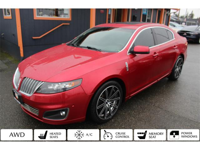 2011 Lincoln 4-Dr Sedan (CC-1447698) for sale in Tacoma, Washington