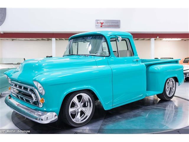 1957 Chevrolet 3100 (CC-1447714) for sale in Rancho Cordova, California