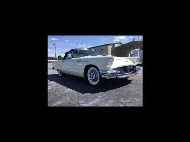 1957 Ford Thunderbird (CC-1447715) for sale in Greenville, North Carolina