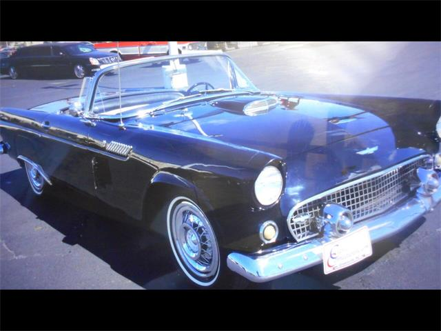 1956 Ford Thunderbird (CC-1447718) for sale in Greenville, North Carolina