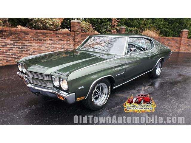 1970 Chevrolet Chevelle (CC-1447729) for sale in Huntingtown, Maryland