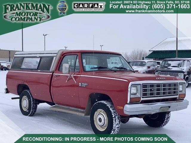 1984 Dodge D350 (CC-1447735) for sale in Sioux Falls, South Dakota