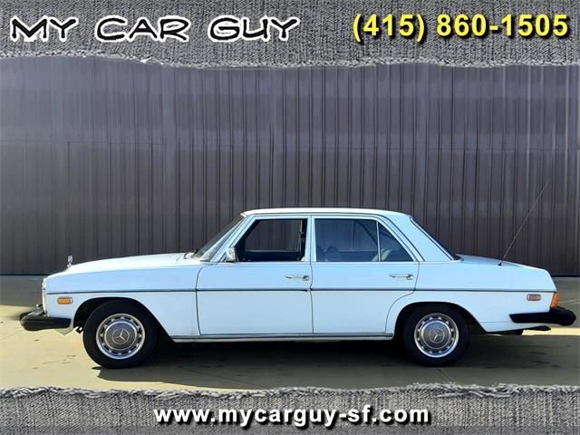 1975 Mercedes-Benz 240D (CC-1447736) for sale in Groveland, California