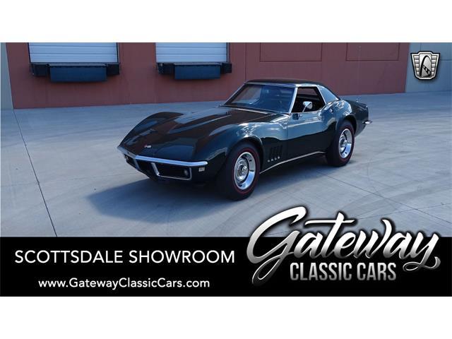 1968 Chevrolet Corvette (CC-1447753) for sale in O'Fallon, Illinois
