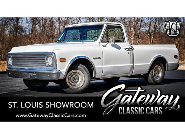 1968 Chevrolet C10 (CC-1447759) for sale in O'Fallon, Illinois