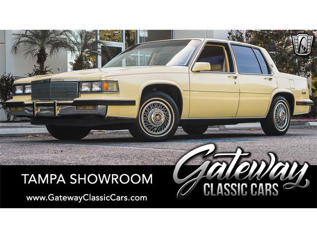 1985 Cadillac DeVille (CC-1447768) for sale in O'Fallon, Illinois