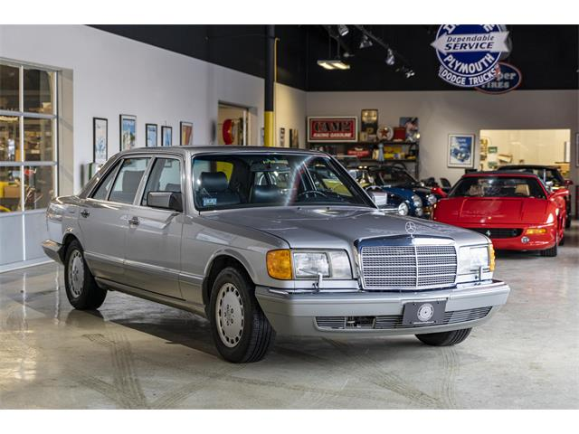 1990 Mercedes-Benz 560SEL (CC-1447773) for sale in STRATFORD, Connecticut