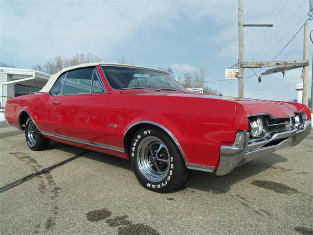 1967 Oldsmobile Cutlass (CC-1447788) for sale in JEFFERSON, Wisconsin