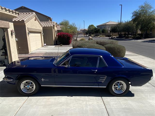 1966 Ford Mustang (CC-1447789) for sale in Gilbert, Arizona