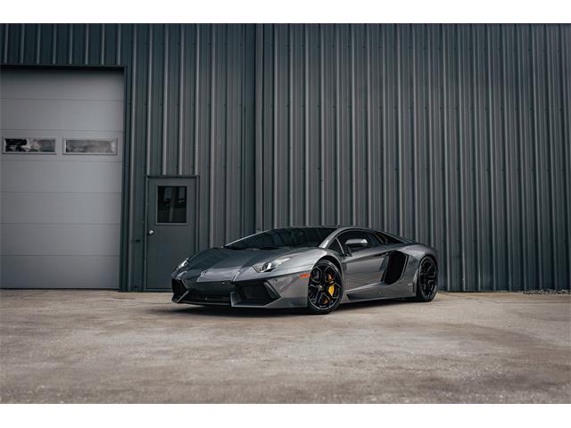 2012 Lamborghini Aventador (CC-1447790) for sale in Osprey, Florida