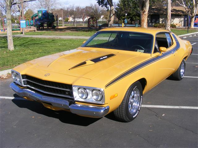1973 Plymouth Road Runner (CC-1447806) for sale in San Jose, California