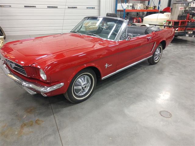 1965 Ford Mustang (CC-1447807) for sale in BENTON, Kansas