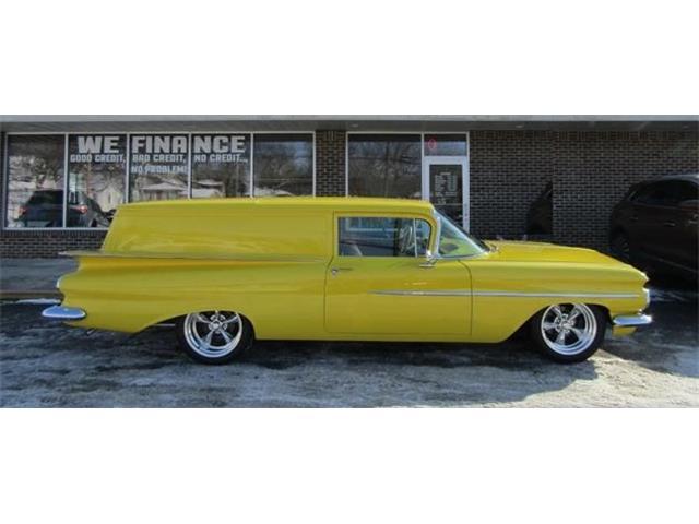 1959 Chevrolet Sedan Delivery (CC-1447809) for sale in Plattsmouth, Nebraska