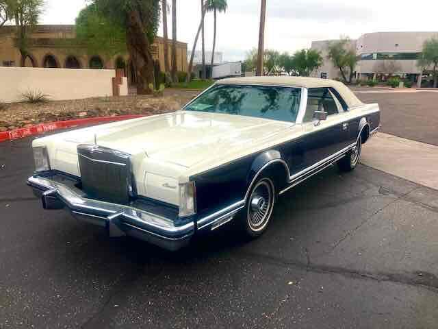 1979 Lincoln Continental Mark V (CC-1447814) for sale in Scottsdale, Arizona